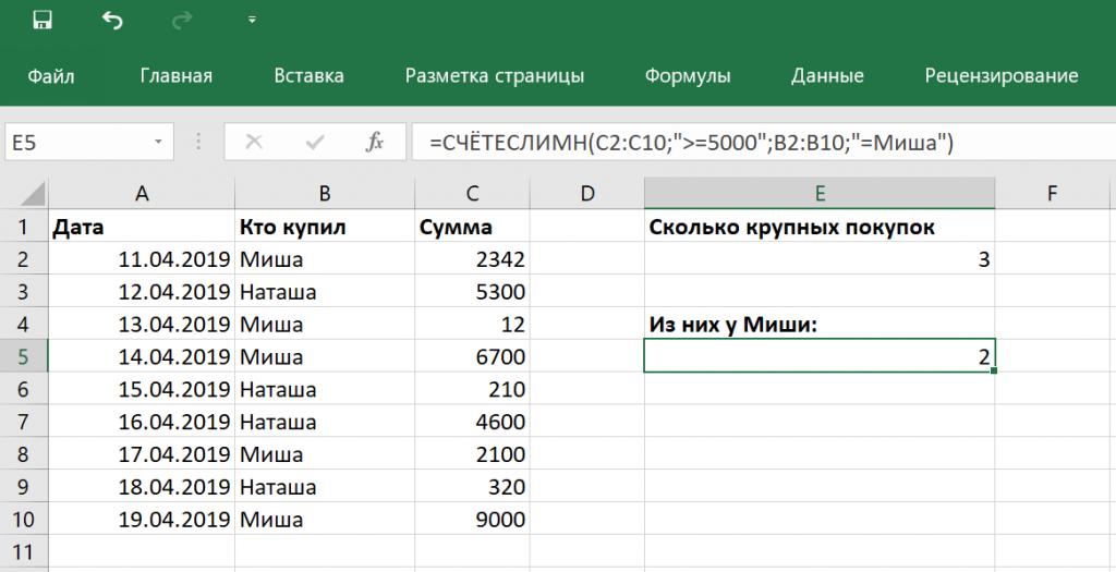 5 полезных функций Excel для начинающих программистов