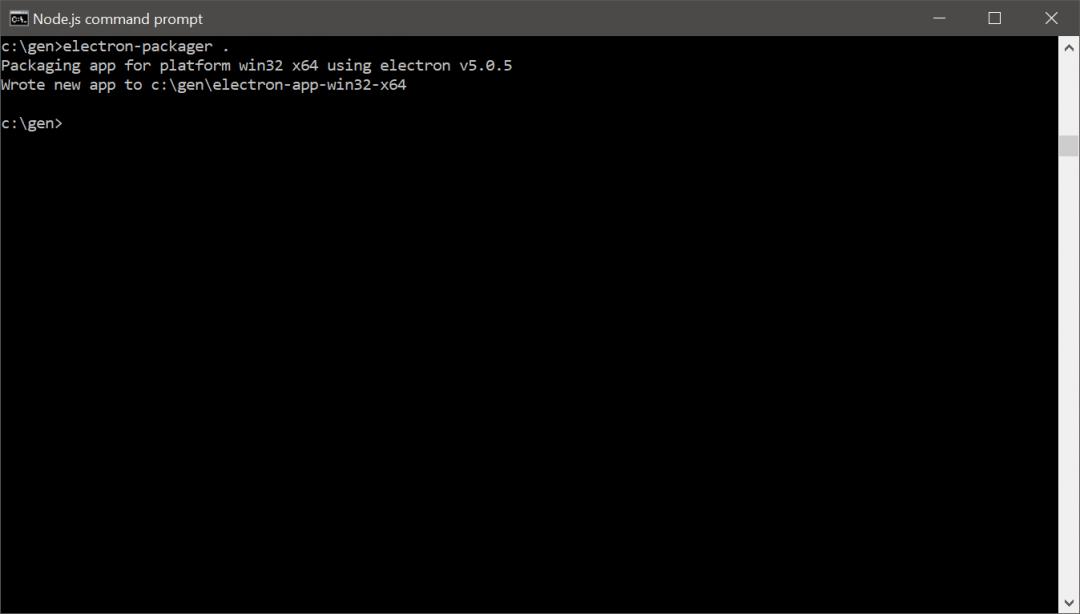 Превращаем генератор паролей в настоящую программу