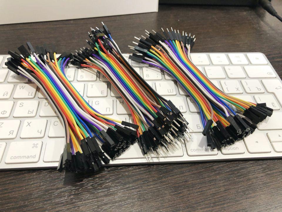 Собираем змейку на Arduino