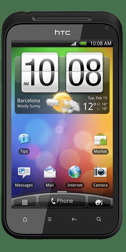 Даниил Попов о современной андроид-разработке: HTC Incredible S с Android 2.2