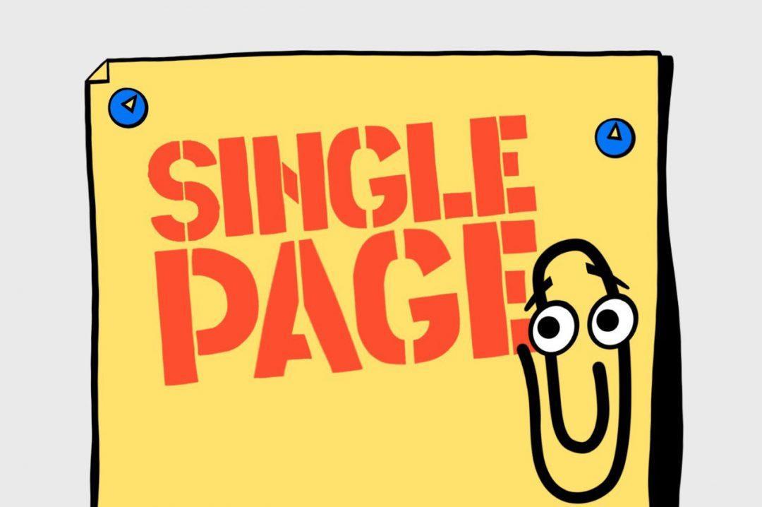 Single Page Application: как работает сайт-приложение