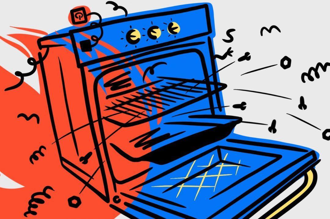 Задачка: как выключить духовку?