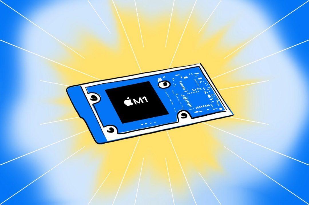 Почему процессоры Apple M1 такие быстрые