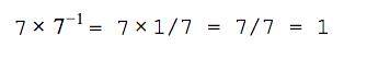 Что такое обратная матрица