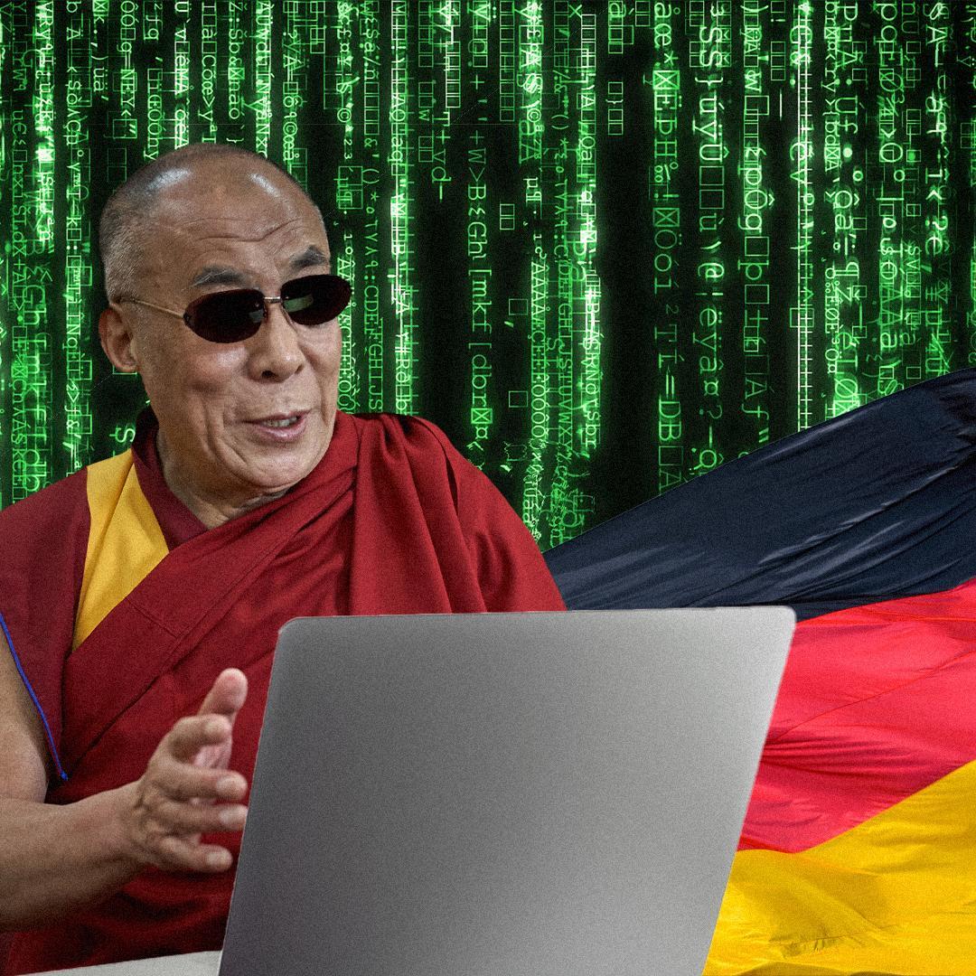 Немецкие программисты заявили, что идеальный код может написать только далай-лама