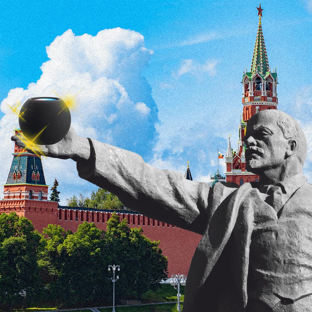 Ленин опроверг запуск умной колонки Apple в 2021 году