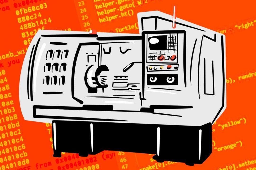 Как программируют станки на заводах
