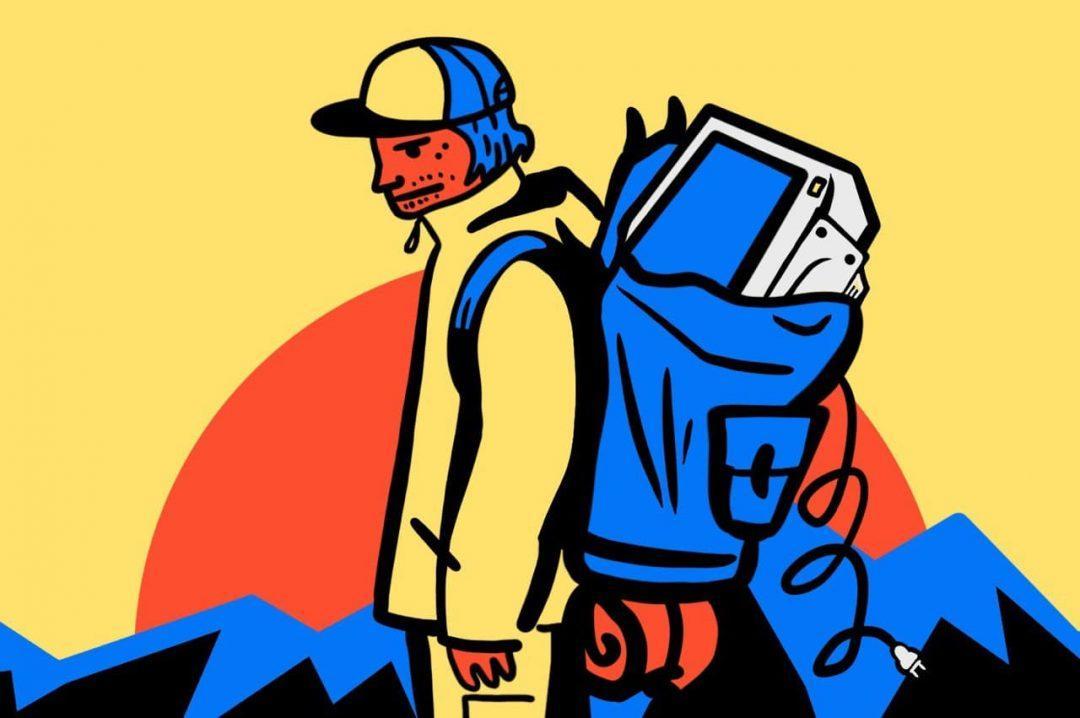 5 ноутбуков для ежедневного ношения в рюкзаке