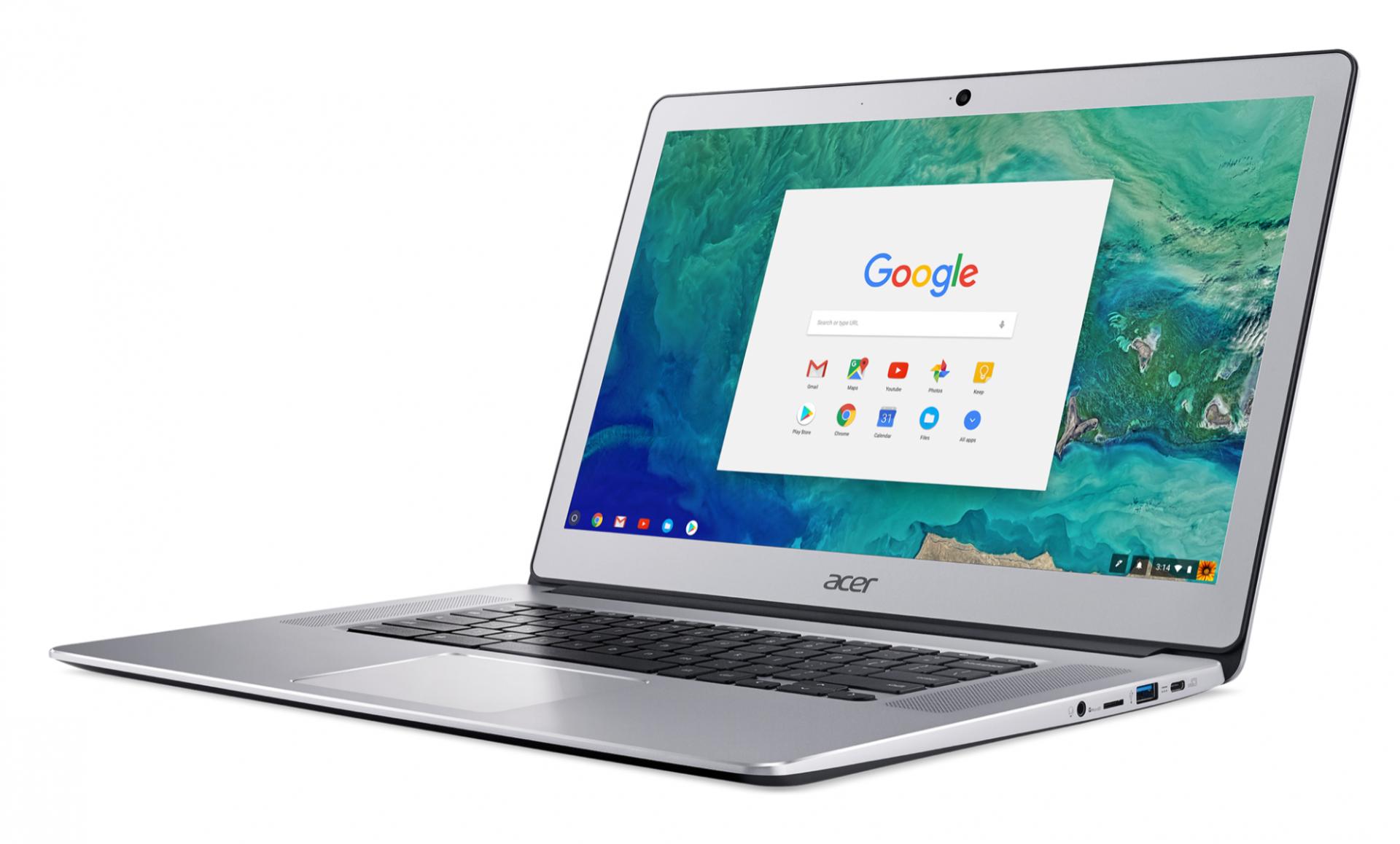 Chrome OS — операционная система из браузера