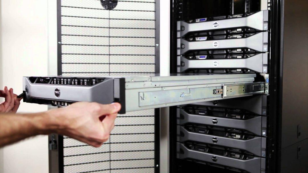 Как выглядит сервер