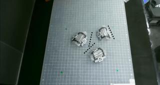 Посмотрите: мягкие роботы двигаются с помощью лазерной проекции