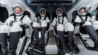 [Почитайте] чем первый гражданский экипаж CrewDragon занимался на орбите
